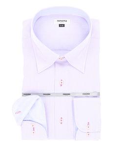【大きいサイズのメンズ服・グランバック】renoma HOMME 形態安定(ノーアイロン)スナップダウンビジネスドレス長袖シャツ