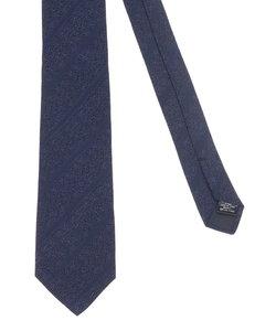 【大きいサイズのメンズ服・グランバック】シルクストライプネクタイ 8.5cm幅