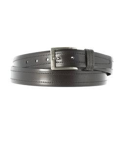 【大きいサイズのメンズ服・グランバック】イタリア製オイルベルトローラー美錠ベルト