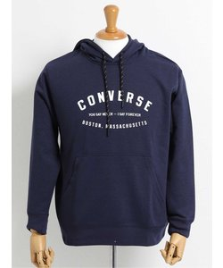 【大きいサイズ】コンバース/CONVERSE ダンボール プルパーカー