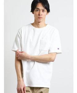 チャンピオン/Champion ポケット付きクルーネック半袖Tシャツ