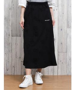 【WEB限定販売】コンバース/CONVERSE ジャガード柄マキシスカート