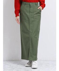 サムシング/SOMETHING ベイカースカート
