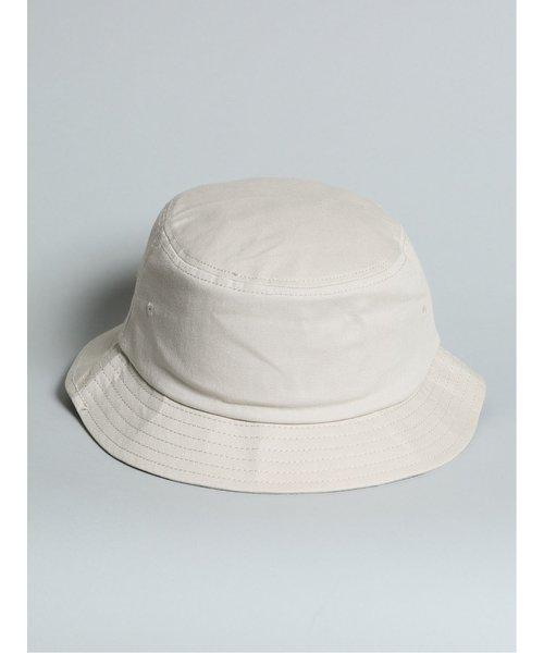 TWILL バケットハット/帽子