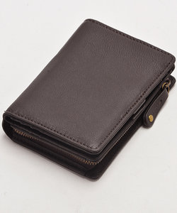 Rename 本革手帳型折財布