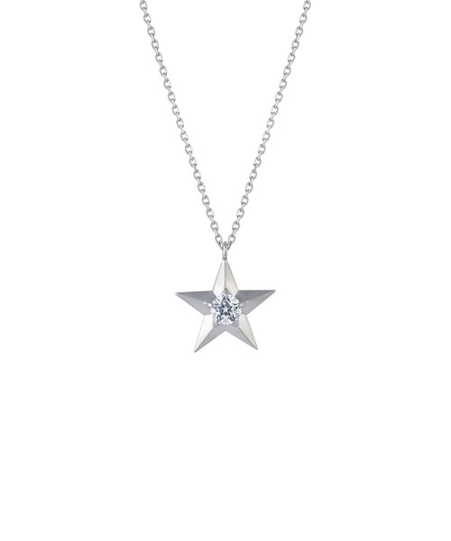 SV980 Wish upon a star TWINKLE キュービック ペンダント(レディス)