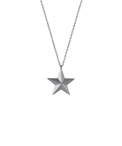 SV980 Wish upon a star TWINKLE キュービック ペンダント(メンズ)