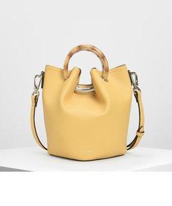 【雑誌 JJ5月号 P83, 86掲載】ペタルフォールド バケツバッグ / Petal Fold Bucket Bag