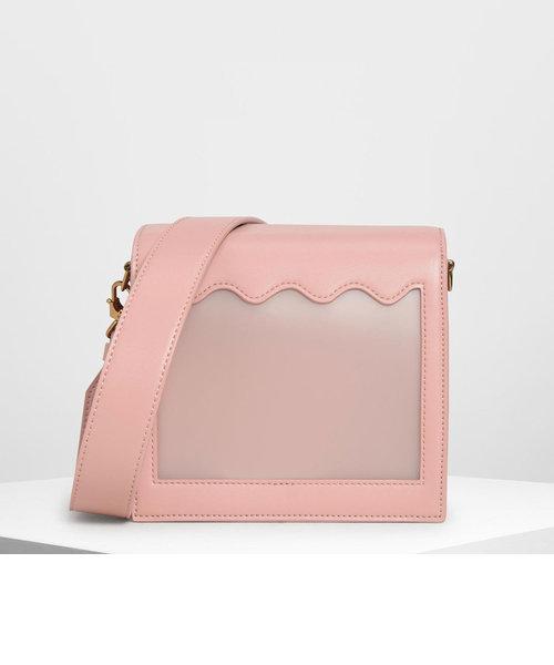 ウィンドウ クロスボディバッグ / Window Crossbody Bag