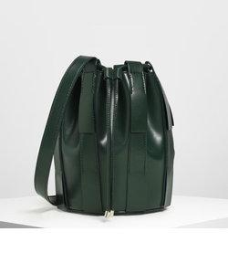 オーバーヘッド フリンジバケツバッグ / Overhead Fringe Bucket Bag
