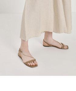 チェーンストラップサンダル / Chain Strap Sandals