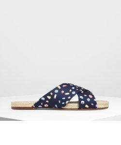 クリスクロス サンダル / Criss Cross Sandals