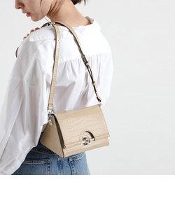 クロックエフェクト ターンロックバッグ / Croc-Effect Turn Lock Bag