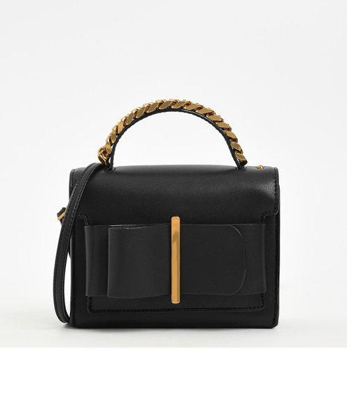 ボウディテールバッグ / Bow Detail Bag