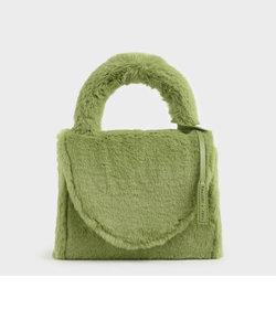 ファー ストラクチャーバッグ / Fur Structured Bag
