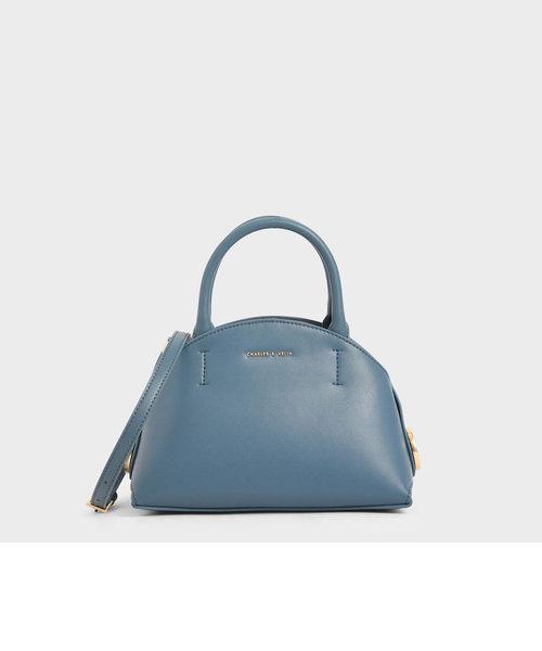 トップハンドル ドームバッグ / Top Handle Dome Bag