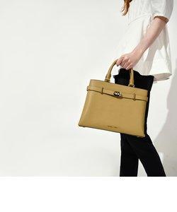 ラージターンロック トートバッグ / Large Turn-Lock Tote Bag