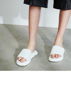 フラットフォーム スライドサンダル / Flatform Slide Sandals