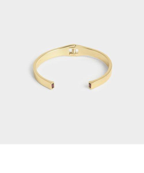 スワロフスキー クリスタルカフブレスレット / Swarovski Crystal Cuff Bracelet