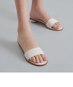 ツートーン スライドサンダル / Two-Tone Slide Sandals