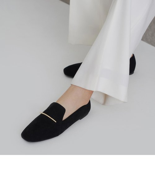 【2021 WINTER 新作】エンベリッシュド ローファー / Embellished Loafers
