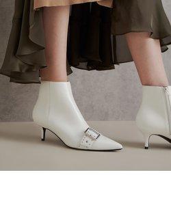 スタッズド アンクルブーツ / Studded Ankle Boots