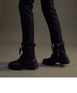 レースアップ アンクルブーツ / Lace-Up Ankle Boots