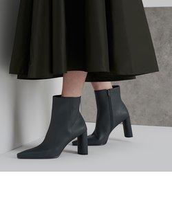 ブレードヒール アンクルブーツ / Blade Heel Ankle Boots