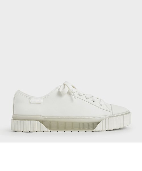 【2021 SPRING】チャンキー プラットフォームスニーカー / Chunky Platform Sneakers
