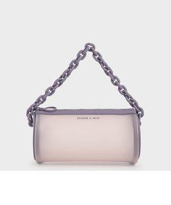 チェーンハンドル クロスボディバッグ / Chain Handle Crossbody Bag