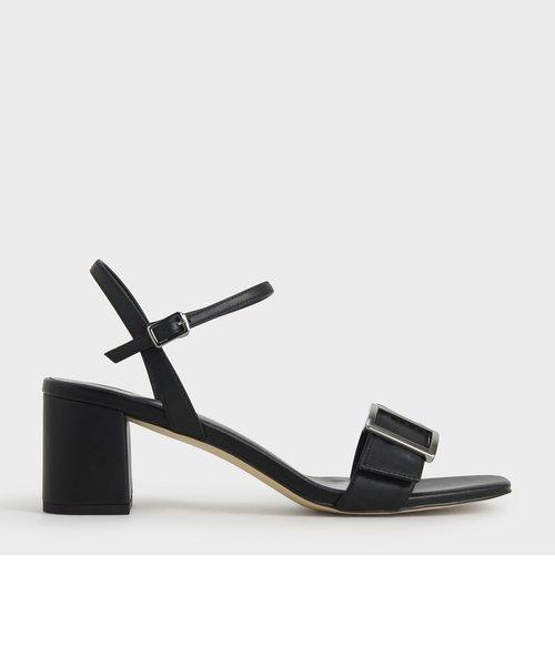 【2021 SPRING】バックル ストラップサンダル / Buckle Strap Sandals