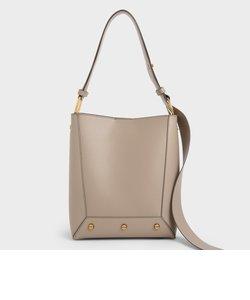 スタッズ トートバック / Studded Tote Bag