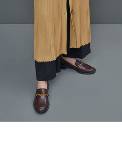 【2021 FALL 新作】チャンキーチェーンリンク ローファー / Chunky Chain Link Loafers
