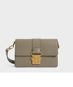 【2021 FALL 新作】メタリックアクセント ショルダーバッグ / Metallic Accent Shoulder Bag