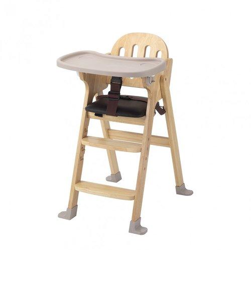 木製ハイチェア Easy-sit ナチュラル