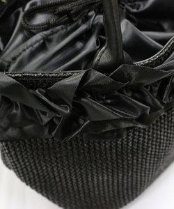 156701 ルートート/ RT LT.デリ.バスケットA 01:ブラック