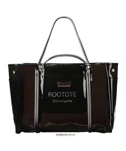 172802 ルートート(ROOTOTE)/ RT SY.LAGUNA-ROO(ラグーナルー) CKEAR-A(02:ブラック)