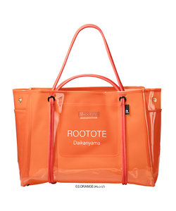172803 ルートート(ROOTOTE)/ RT SY.LAGUNA-ROO(ラグーナルー) CKEAR-A(03:オレンジ)