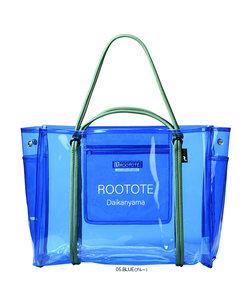 172805 ルートート(ROOTOTE)/ RT SY.LAGUNA-ROO(ラグーナルー) CKEAR-A(05:ブルー)