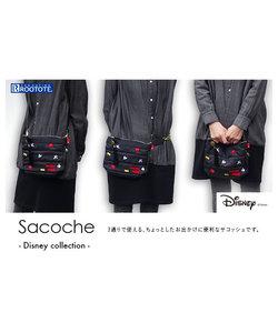 443102 ルートート(ROOTOTE)/ RT SYサコッシュ Disney-A(02:アイボリー パーツ)