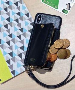 332701 ルートート(ROOTOTE)/ RT WR.tbulatte(テブラット)iPhoneX-A(01:ブラック)