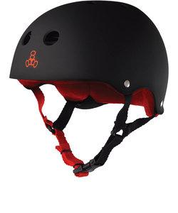 【TRIPLE EIGHT】Helmet with SweatSaverLiner(black)