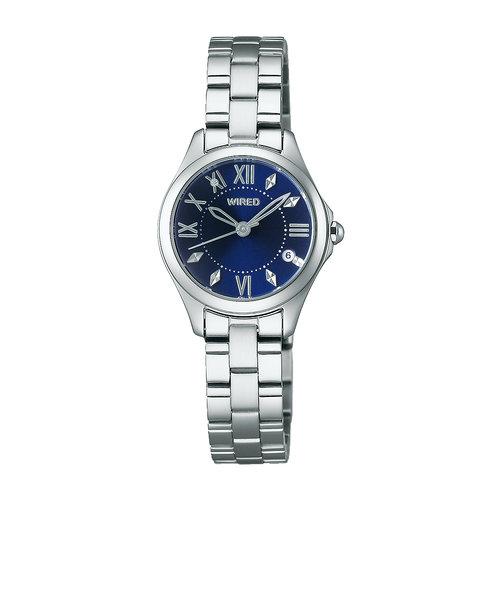 452f0348b8 ワイアード エフ WIRED f 腕時計 レディース AGEK423   ザ・クロック ...