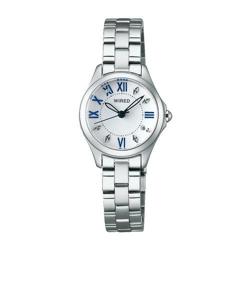 8a554823d5 ワイアード エフ WIRED f 腕時計 レディース AGEK424   ザ・クロック ...