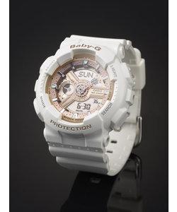 ベビーG BABY-G 腕時計 レディース 耐衝撃 防水 タフ BA-110-7A1JF