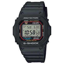 G-SHOCK ジーショック GW-M5610-1JF カシオ メンズ 腕時計 電波ソーラー デジタル ブラック スピード オリジン 国内正規品