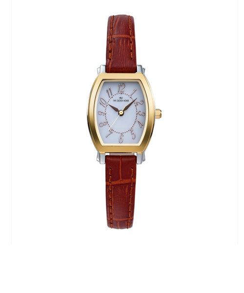 ザ・クロックハウス ソーラー LBC1002-WH4B 腕時計 就活 入学 就職 ギフト プレゼント ビジネス カジュアル