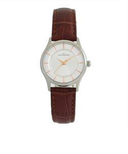 ザ・クロックハウス LBF5001-WH1B 腕時計 就活 入学 就職 ギフト プレゼント ビジネス フォーマル