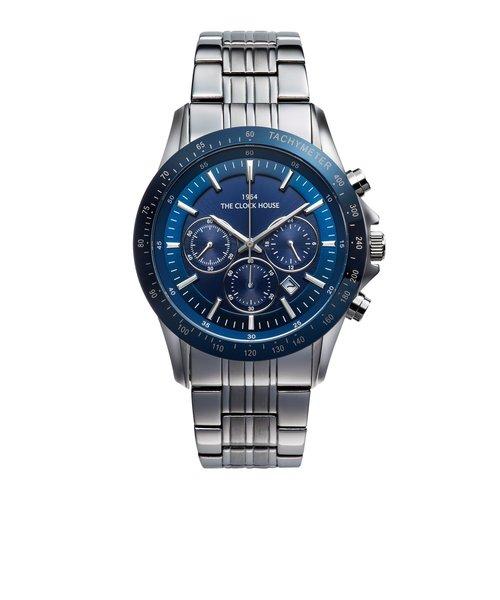 ザ・クロックハウス ソーラー MBC1003-BL1A 腕時計 就活 入学 就職 ギフト プレゼント ビジネス カジュアル