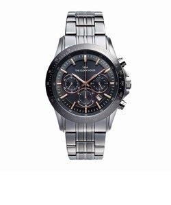ザ・クロックハウス ソーラー MBC1003-GY1A 腕時計 就活 入学 就職 ギフト プレゼント ビジネス カジュアル